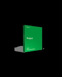 Microsoft Project 2016 Professional (1pc)