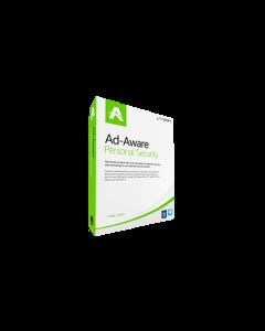 AdAware Personal Security - 1-Year / 3-PC