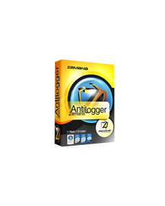 Zemana AntiLogger 1-Year / 3-User