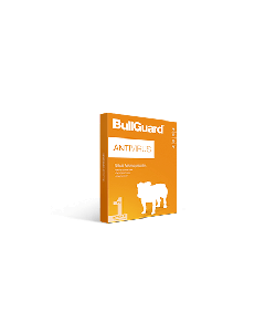BullGuard Antivirus 1-User 1Yr