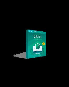 Kaspersky Antivirus 2020 1-User 1Yr