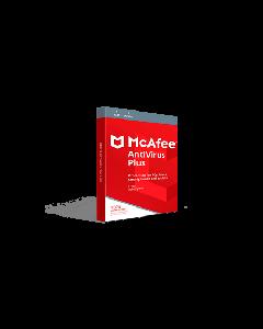McAfee AntiVirus Plus 2019 (1YR, 3 PC/Mac) Download