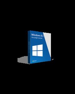 Microsoft Windows 8.1 Pro (single License)