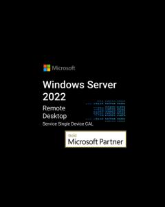 windows server 2022 rds 5 device cals