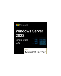 Windows Server 2022, 1 User CAL