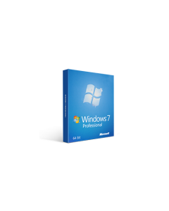 Microsoft Windows 7 Professional 64-bit