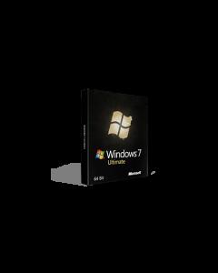 Microsoft Windows 7 Ultimate 64 Bit