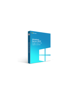 Microsoft Windows Server 2019 Single User CAL Open License