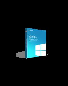 Windows Server 2019 Standard 2 Core Open License